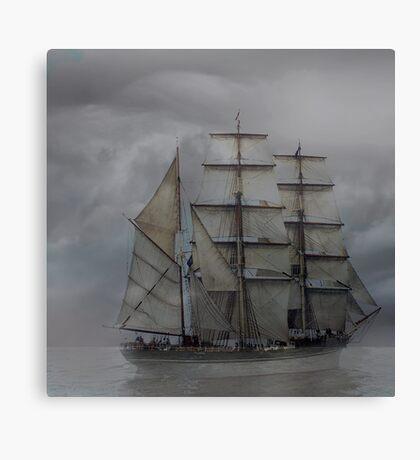 The Voyage Canvas Print