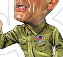 Sergeant Hartman  Sticker