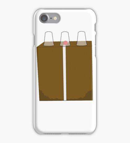Easy pickins iPhone Case/Skin