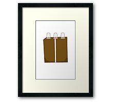 Easy pickins Framed Print