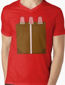 Easy pickins Mens V-Neck T-Shirt