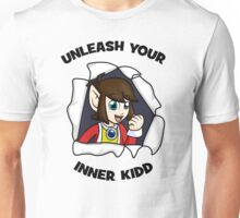 Unleash Your Inner Kidd - Alex Kidd Unisex T-Shirt