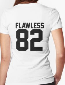 Flawless '82 Jersey (available in all t-shirt types, phone cases and stickers!) Womens Fitted T-Shirt