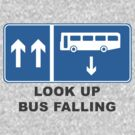 Bus Opposite Sign by Pip Gerard
