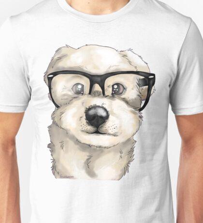 Nerd Dog  Unisex T-Shirt