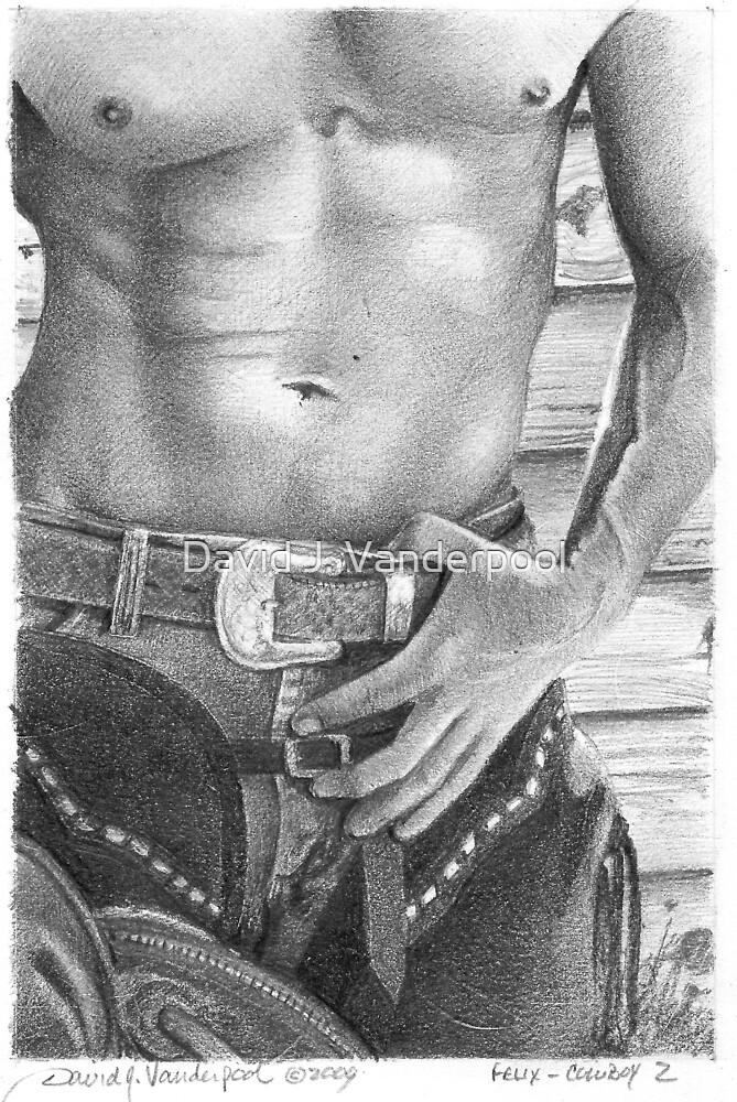 Felix - Cowboy 2 by David J. Vanderpool