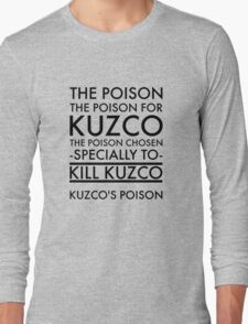 The Poison. in black Long Sleeve T-Shirt