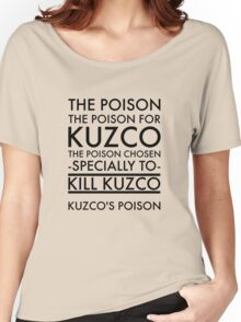 The Poison. in black Women's Relaxed Fit T-Shirt