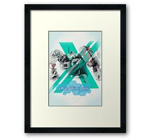 I Play with Dolls - Xenoblade Chronicles X Framed Print