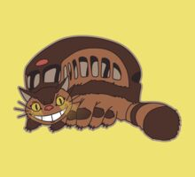 Catbus One Piece - Short Sleeve