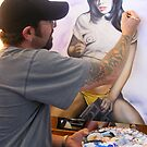 Portrait painter by Esther's Art and Photography