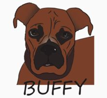 Buffy the Dog by Ajmdc
