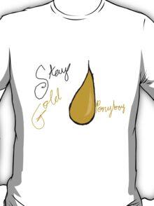 Stay gold, Ponyboy Enlargened T-Shirt