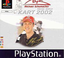 Michael Schumacher Racing World Kart 2002 by koryo