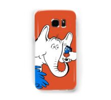 Horton Hears Doctor Who! Samsung Galaxy Case/Skin