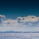 Eddystone Point from Binalong Bay by Doug Thost