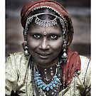 ' Rajasthan Beauty ' by Mat Moore