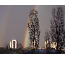 Colour Spectrum Photographic Print