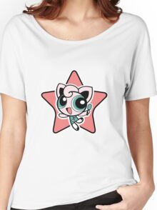 Jigglypuff Girl! Women's Relaxed Fit T-Shirt