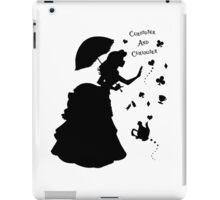 Curiouser and Curiouser iPad Case/Skin
