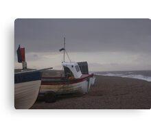 Norfolk storms Canvas Print