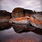 Sandy Creek, Mt Heemskirk Nature Reserve by Doug Thost