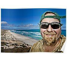 Beach Bum! Poster
