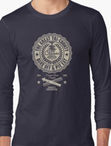 The Great Tri County Bake Off and Pie Eat Long Sleeve T-Shirt