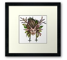 Nature Child Framed Print
