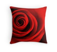 Twisted Concept Throw Pillow