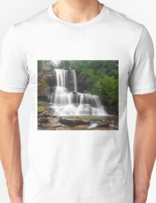 Cascading Waterfall Unisex T-Shirt
