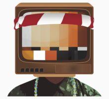 Channel Orange by ArtOnMySleeve