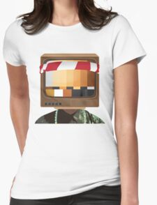 Channel Orange Womens Fitted T-Shirt