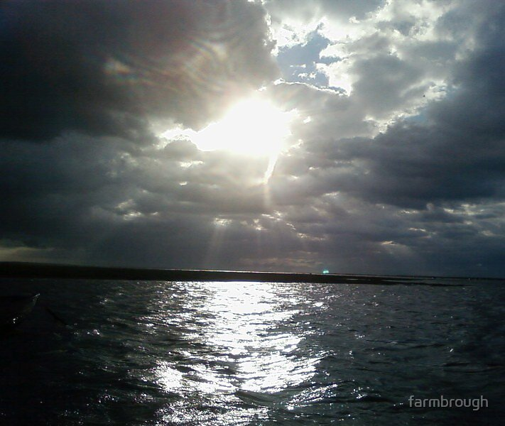 Blakeney Point by farmbrough