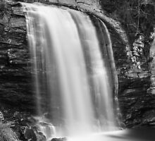 Looking Glass Falls by Austin Weaver