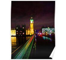 Westminster Bridge Without Daleks Poster