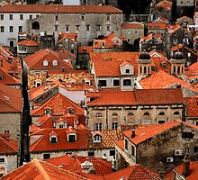 Flat Out Dubrovnik by Scott Harding