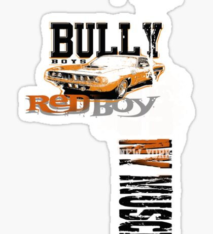 bullyboy Sticker