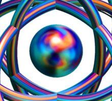 'Entwined Desires - (Rainbow)' Sticker