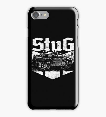 StuG III iPhone Case/Skin