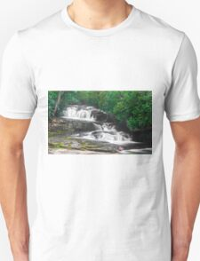 Dual Waterfalls Unisex T-Shirt