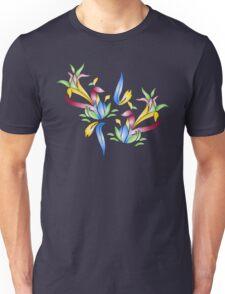 Floral T Unisex T-Shirt