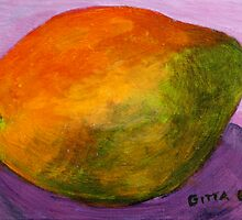 Little Mango by Gitta Brewster