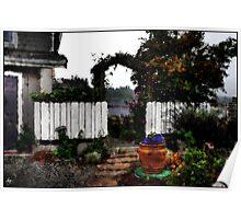 The Garden Entry Poster