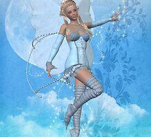 Blue Fae by LoneAngel