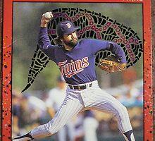 119 - Jeff Reardon by Foob's Baseball Cards