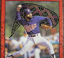 119 - Jeff Reardon by Foob's Baseball Cards