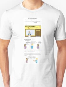 How The Stock Market Works  T-Shirt