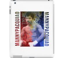 "Manny Pacquiao ""Pac-Man"" iPad Case/Skin"