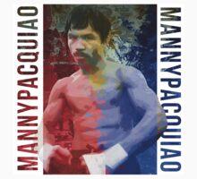 "Manny Pacquiao ""Pac-Man"" T-Shirt"